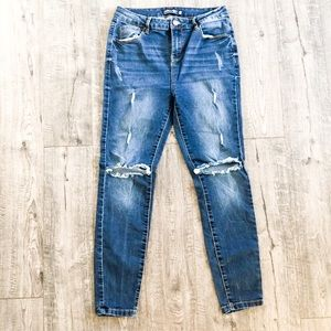 Vici High Rise Jeans